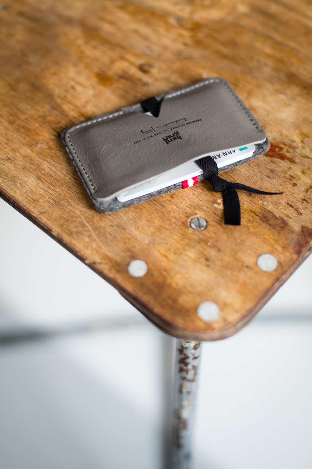 Hard Graft Neutral Card case - Joey van Dongen