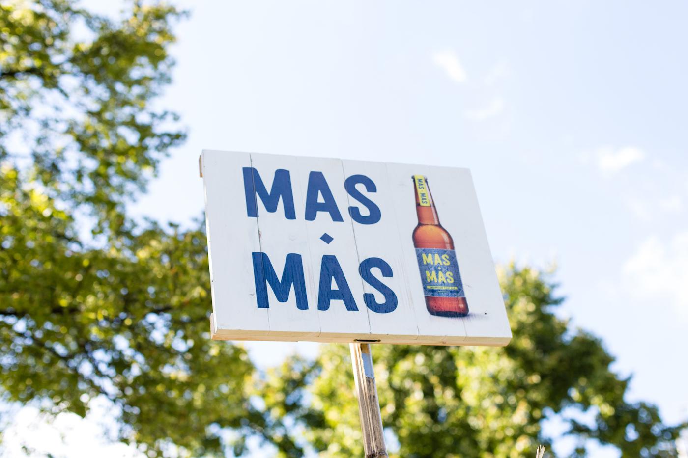 Mas Mas bier - Joey van Dongen