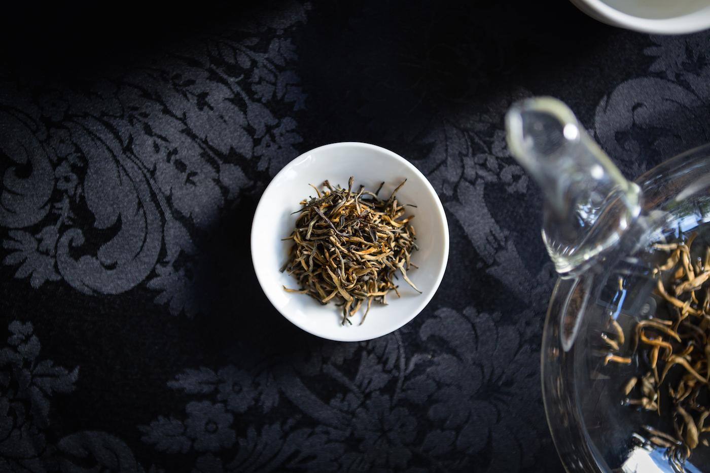 Mr&Mrs Tea - Joey van Dongen