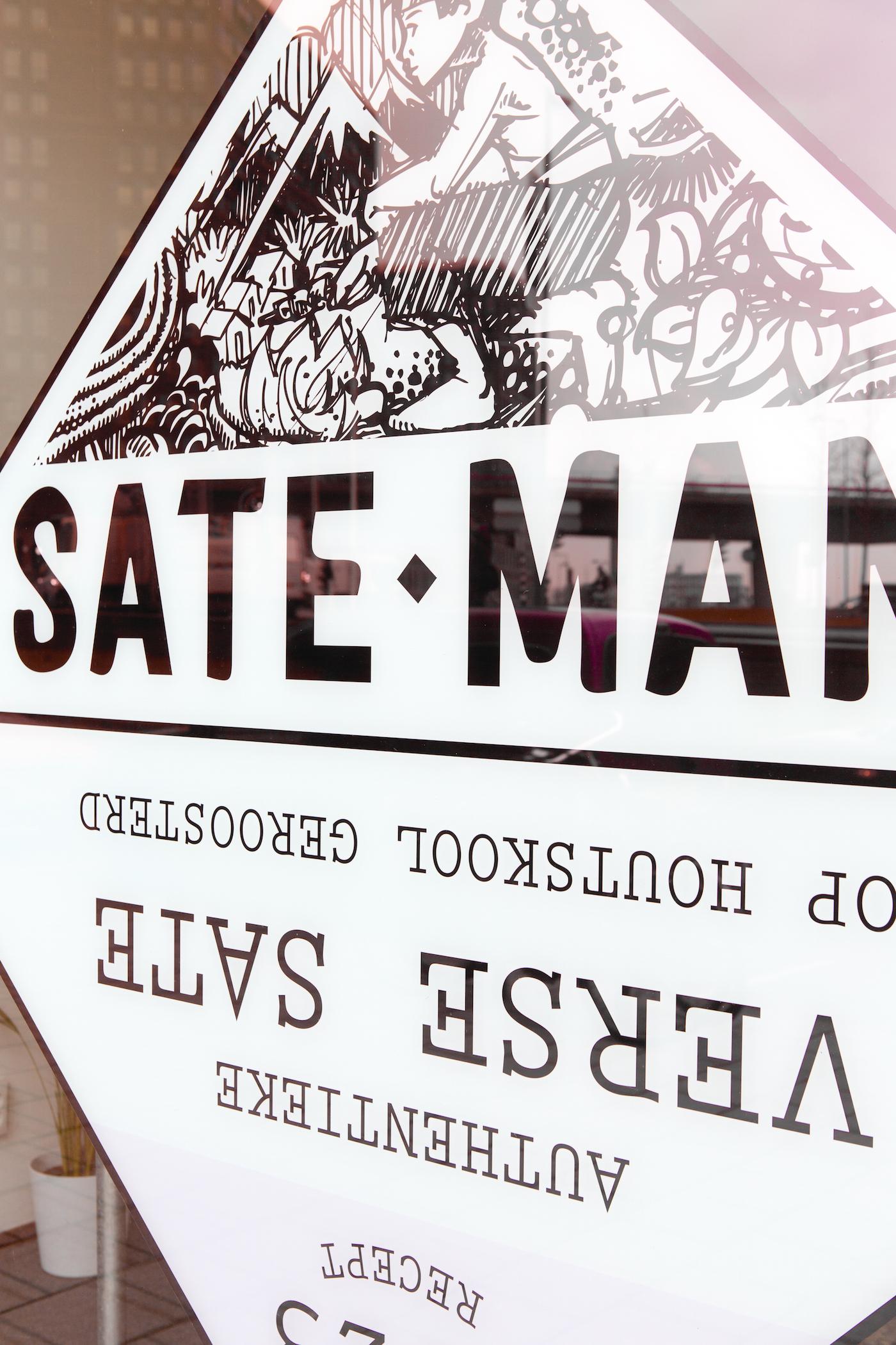 SATE-MAN - Joey van Dongen