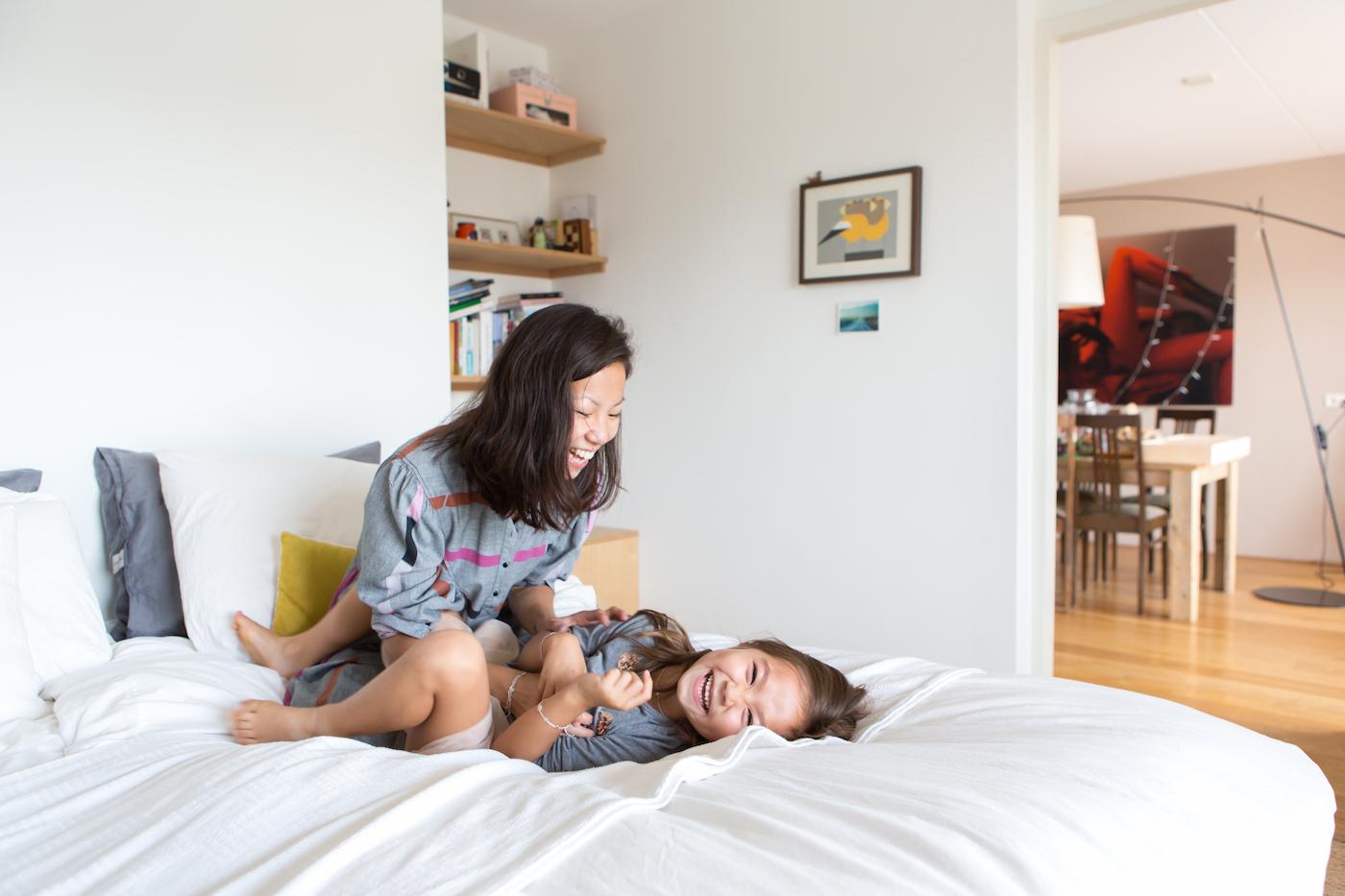 The Mamma Stories for Lennebelle Petites - Joey van Dongen