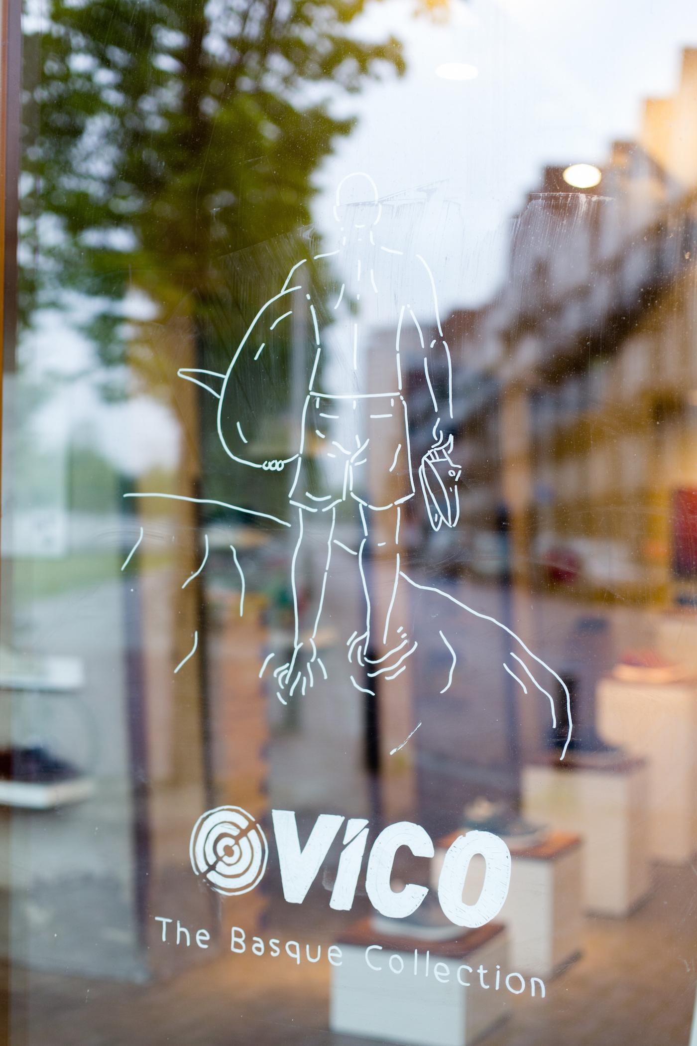VICO Concept store Hofbogen - Joey van Dongen