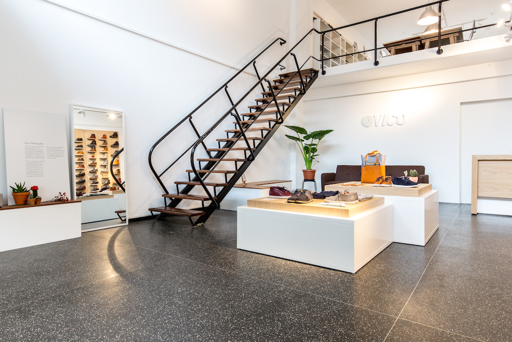 VICO Movement shop - Goudsesingel - Joey van Dongen 2