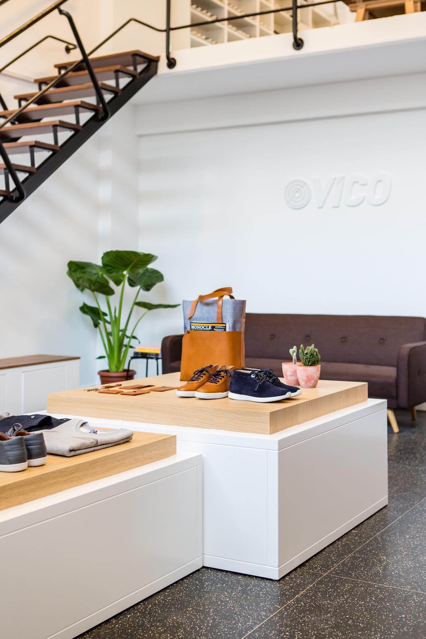 VICO Movement shop Goudsesingel - Joey van Dongen