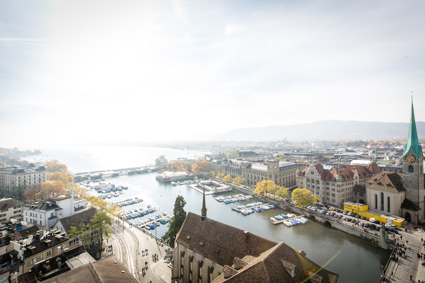 VICO Profiles in Zurich - Joey van Dongen