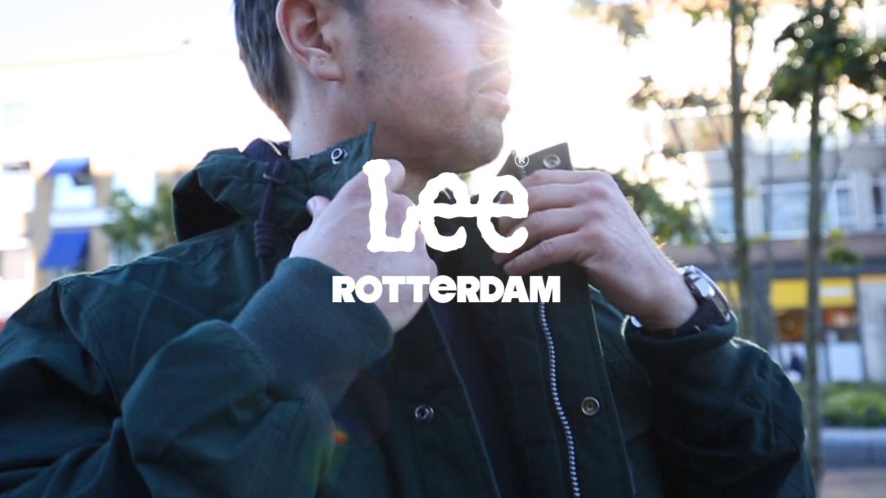 Lee Store Rotterdam Joey van Dongen